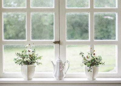 Fenster-weiss