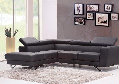 schwarze-Couch